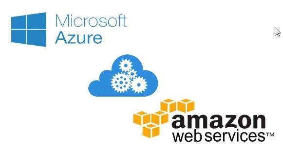 Amazon AWS & Azure for Cloud web development
